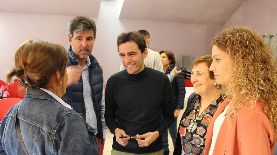 PSOE apoya al 90% la lista de Casares, con Quiñones de número dos
