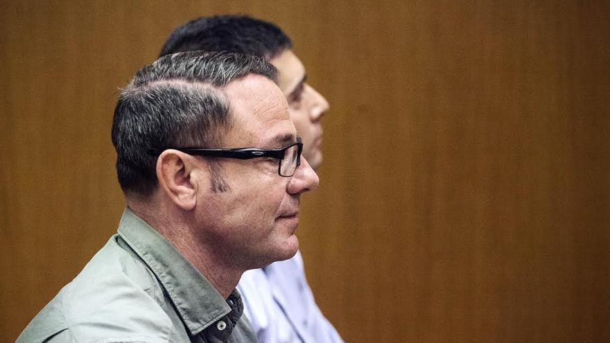 Los dos Mossos acusados en el caso Quintana, en el banquillo del tribunal