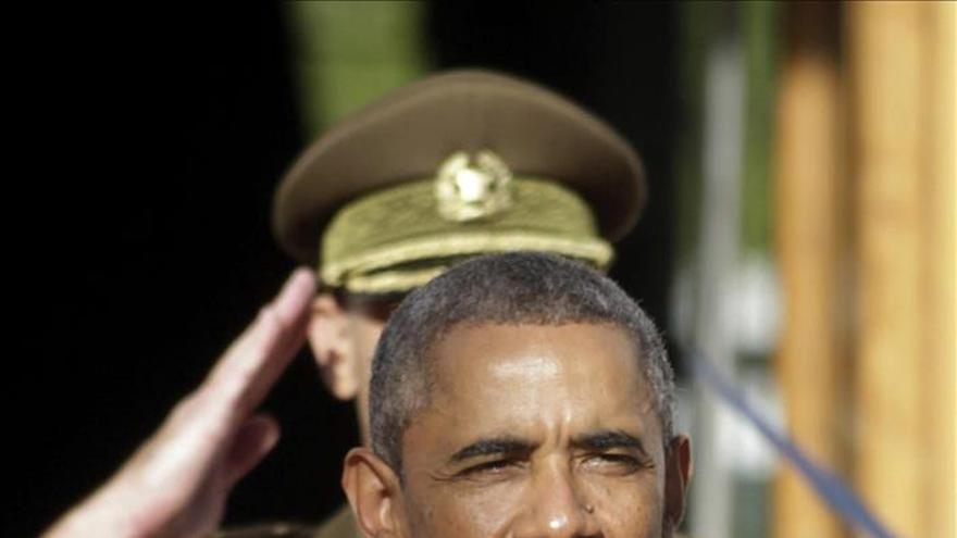 """Obama dice que el acuerdo de alto el fuego en Ucrania es """"una oportunidad"""""""