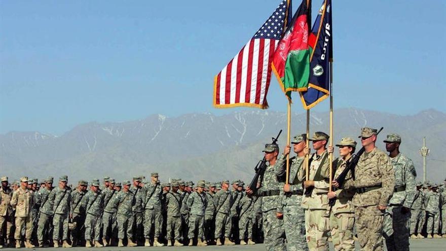 Los talibanes matan a 8 guardas de seguridad de la mayor base de EEUU en Afganistán