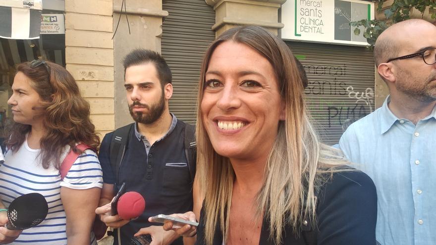 El PDeCAT retira la moción pactada con el PSOE que pedía diálogo dentro de la ley
