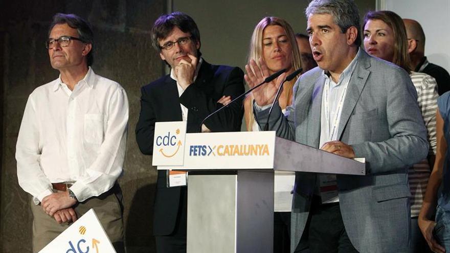 CDC podría quedarse sin grupo parlamentario propio en el Congreso