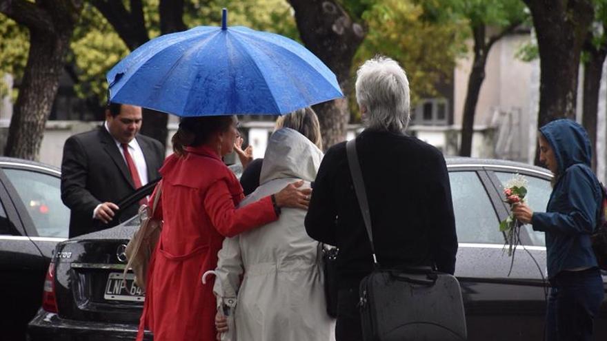 Culmina la despedida de los argentinos fallecidos en el atentado de Nueva York