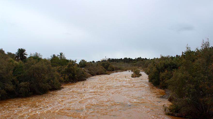 Barranco de Maspalomas