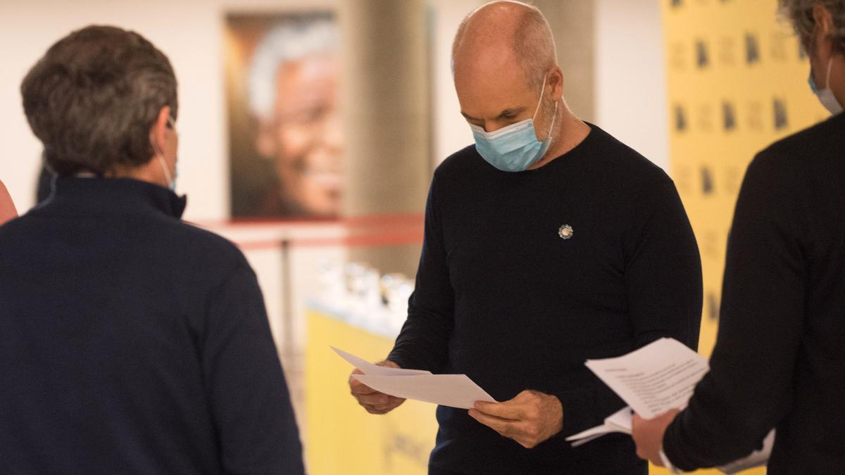 CABA abre la inscripción para la vacuna a la población general de entre 55 y 59 años