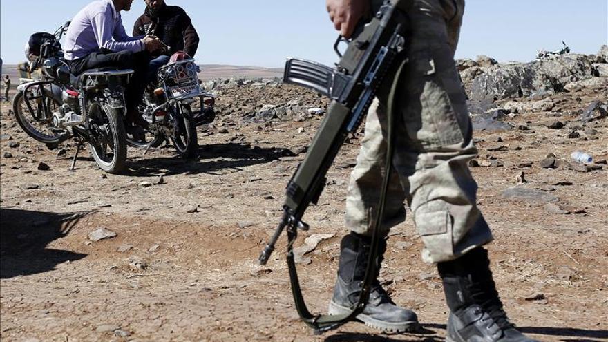 Los rebeldes kurdos matan a tres policías y a un soldado turco y a un civil