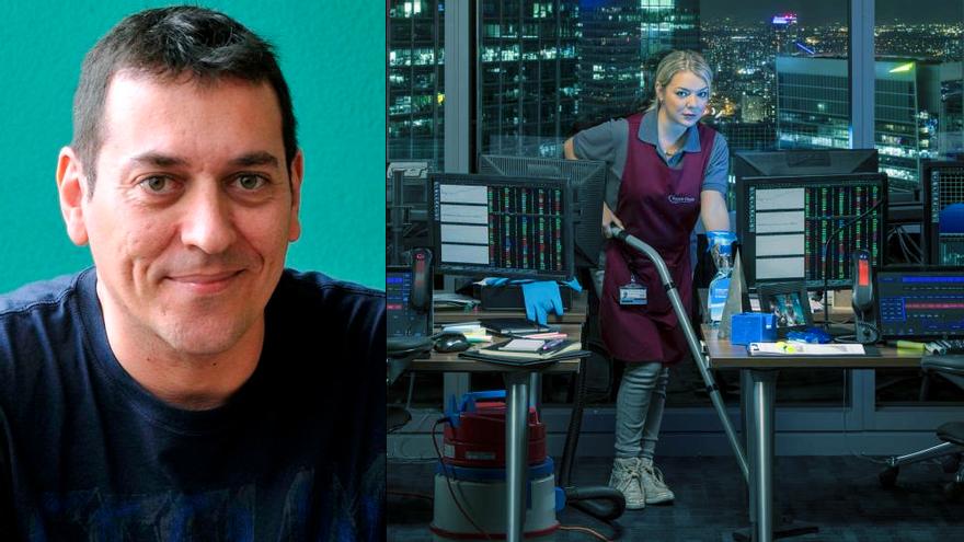 El creador de 'Merlí' prepara 'Las Kellys', una serie sobre un grupo de limpiadoras