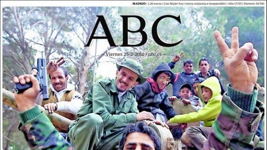 De las portadas del día (25/02/11) #6