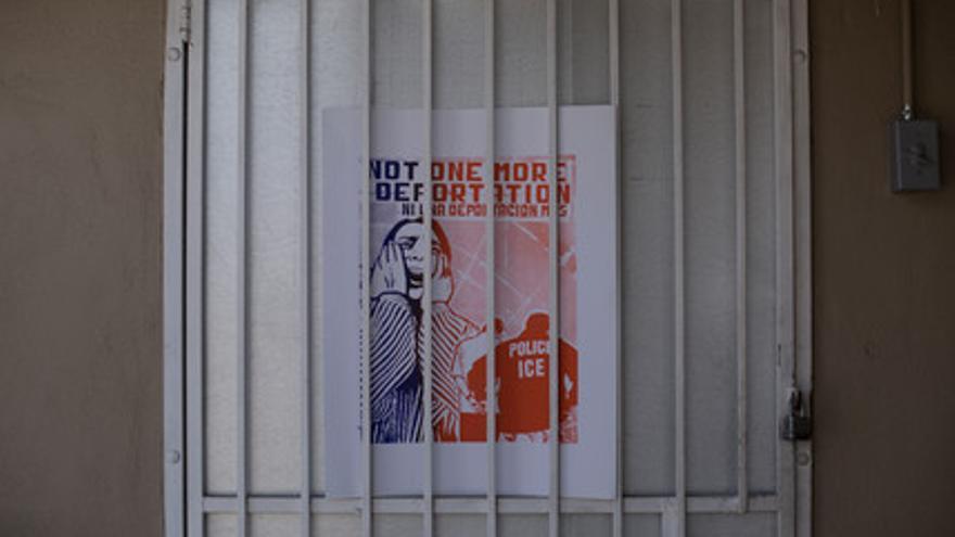 Las posibles repercusiones que tendrán las medidas más recientes de control fronterizo sobre la vida de miles de personas que viven con el terror de ser devueltas a una violencia extrema están empezando a ser visibles // Hans Maximo Musielik/Amnesty International