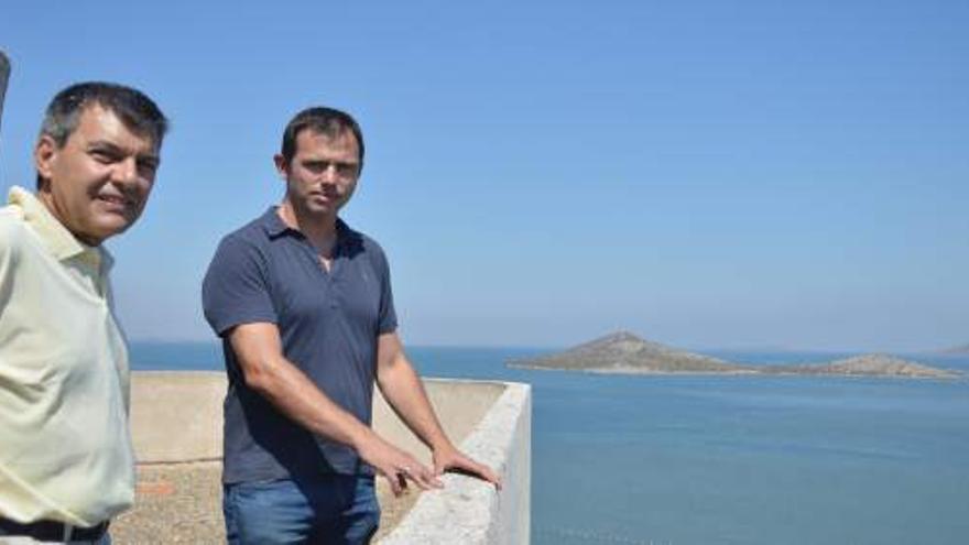 Las condiciones meteorológicas del pasado invierno propician la regeneración del agua del Mar Menor