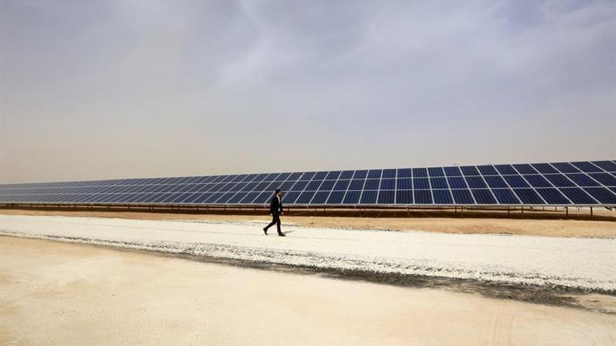 Los expertos quieren impulsar el uso de la energía solar para regar cultivos