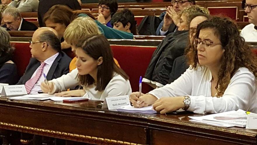 Isabel Gil Rosiña Senado
