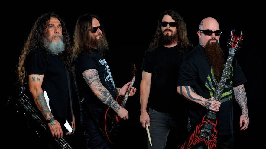 La banda estadounidense Slayer