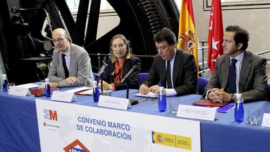 Metro de Madrid busca oportunidades de negocio en Sudamérica y Oriente Medio