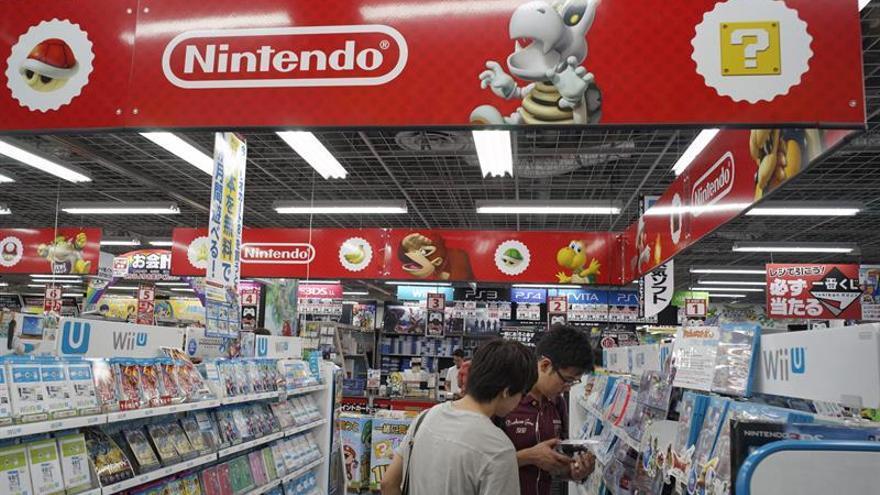 Nintendo logró un beneficio neto de 163 millones de euros entre abril y junio
