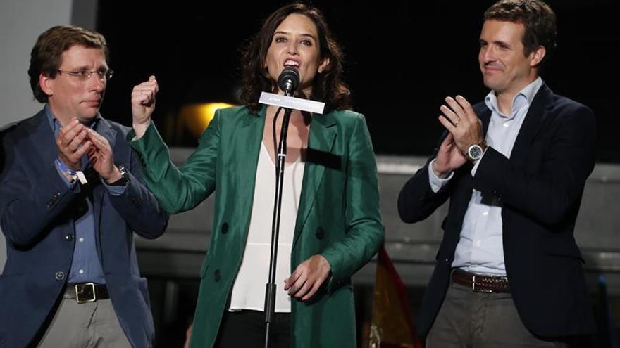 """Un segundo puesto que sabe a victoria en Génova al grito de """"Sí se puede"""""""
