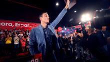 Sánchez pide responder a la ultraderecha, que vuelve a la carga, votando PSOE