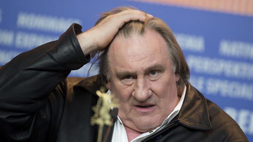 Gerard Depardieu llega a Buenos Aires para rodaje de comedia hispanoargentina