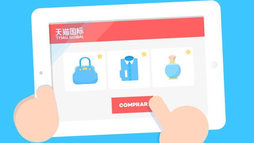 Tmall Global abre las puertas del mercado chino a las empresas españolas.