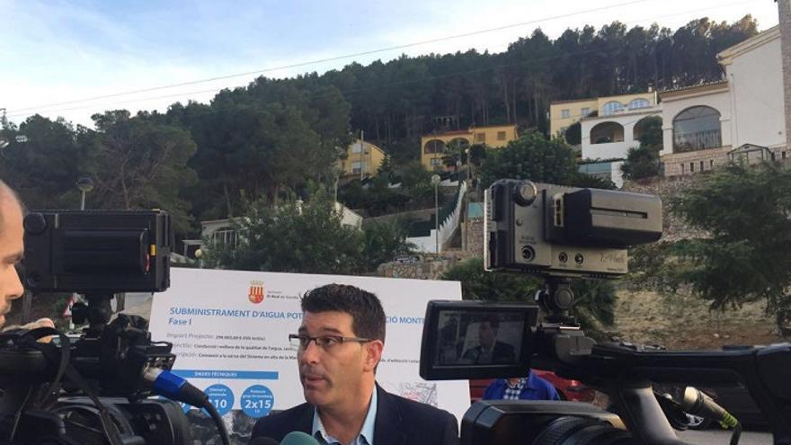 Jorge Rodríguez ha visitat la urbanització Monterrei