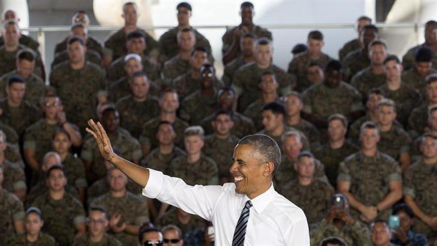 Obama finaliza su primera visita oficial a España