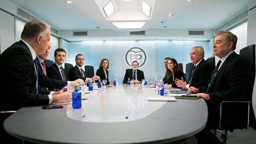 Rajoy reúne el día 15 al máximo órgano del PP para fijar la agenda de 2018