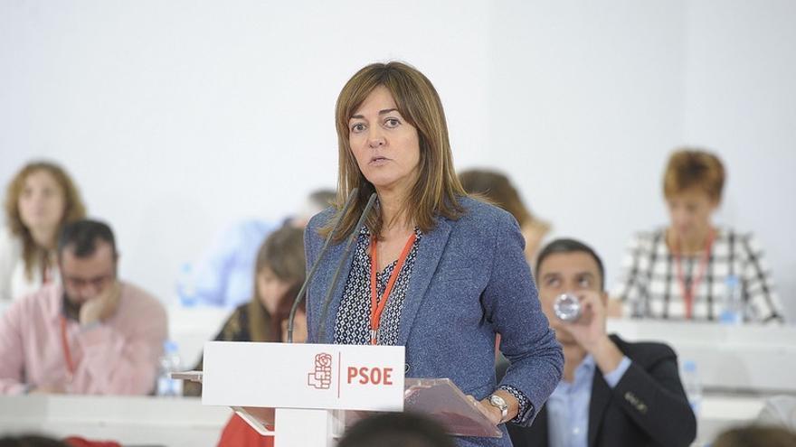 """Mendia denuncia en el Comité general del PSOE que las Comunidades autónomas utilicen """"el ataque"""" al Concierto"""