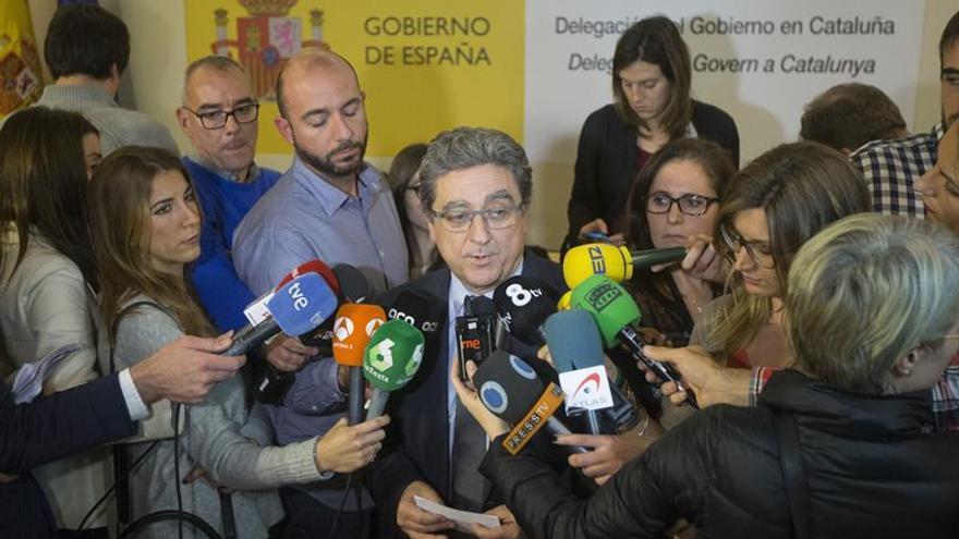 """Millo defiende a Jané e invita a Fiscalía a actuar ante """"desafío"""" de la CUP"""