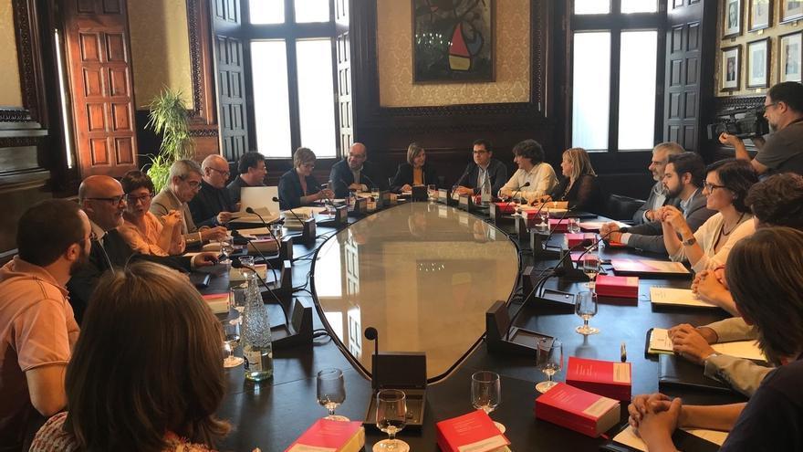 Puigdemont comparecerá el martes a las 18.00 en el Parlament