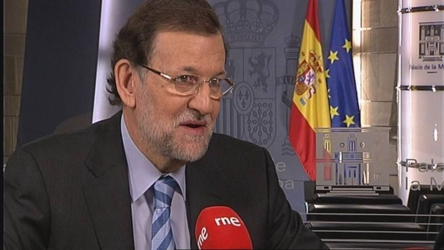 """Rajoy no ve """"justo"""" que ahora se cargue contra los jueces y admite que a veces el PP no acertó con las víctimas"""
