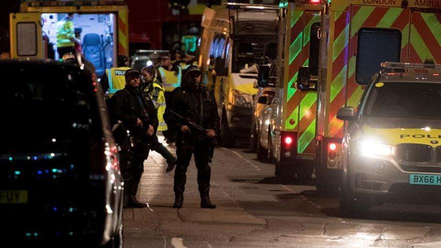 """Sadiq Khan tilda los nuevos ataques en Londres de """"deliberados y cobardes"""""""