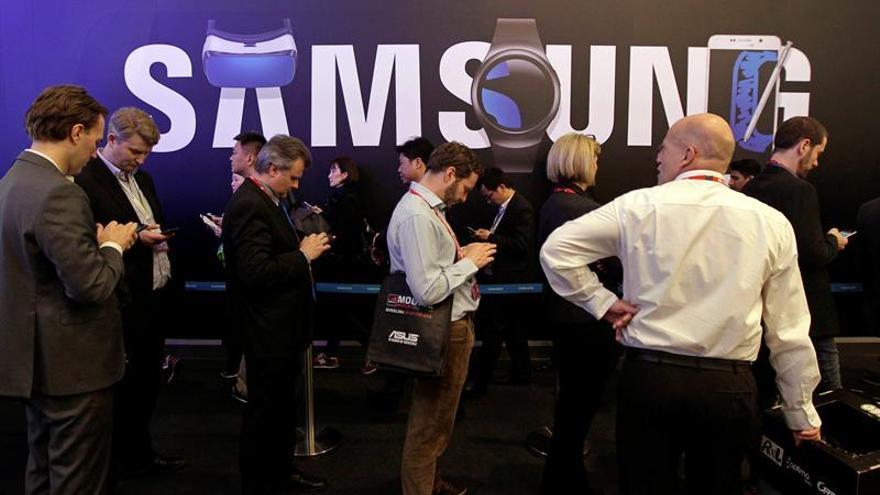Samsung estima un aumento del 17% en su beneficio operativo en abril-junio