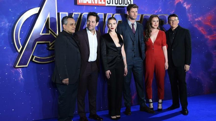 """Marvel arrasa Comic-Con con """"The Eternals"""", """"Black Widow"""", """"Thor"""" y """"Blade"""""""