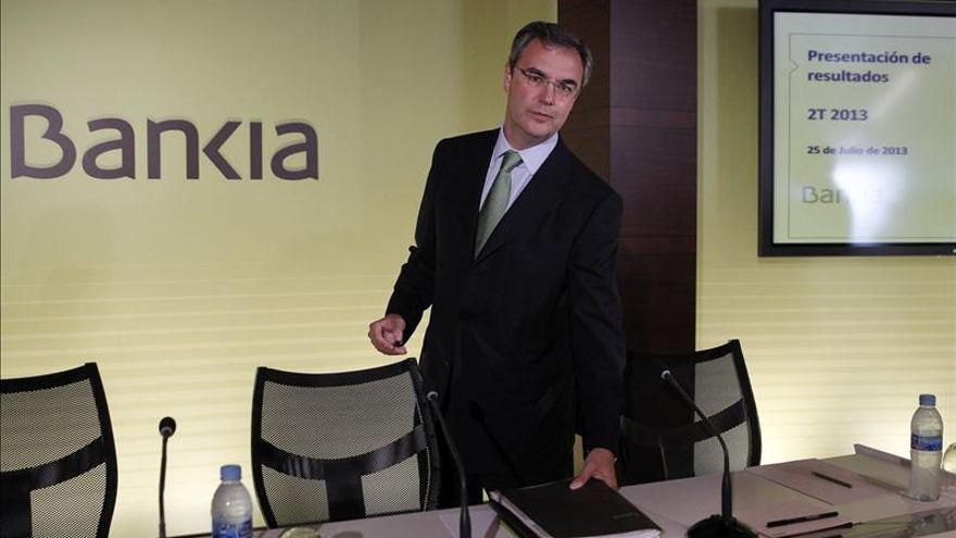 Bankia vende a SEPI su participación del 20,1 por ciento en Indra por 337 millones