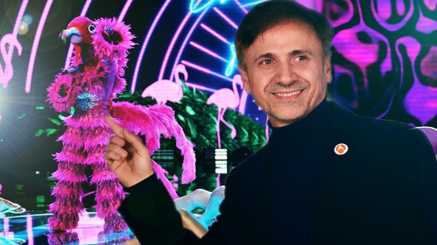 José Mota, nuevo juez de 'The Masked Singer'