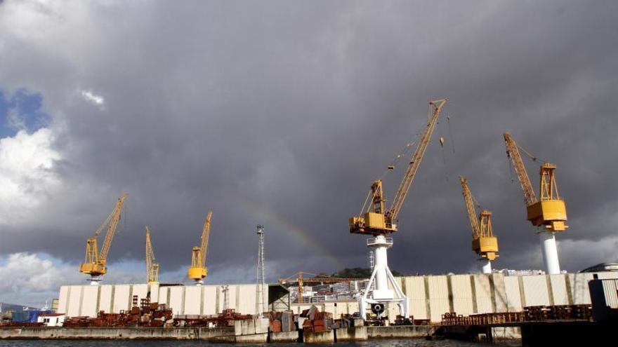 El naval gallego se felicita por contratos con Pemex aunque sigue preocupado