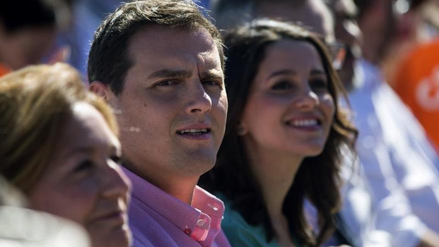 Rivera a Iglesias: Quien apoye el golpe a la democracia no puede presidir España