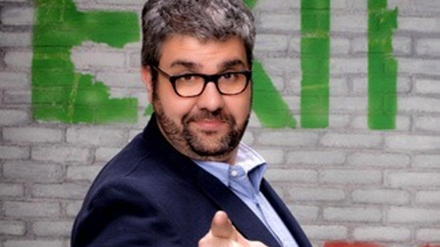 'Aquí mando yo': Cuatro prepara su propio 'Zapeando' con Florentino Fernández
