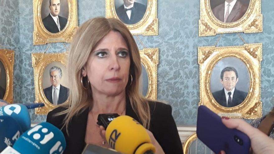 Montesinos pide a los no adscritos y a Cs que mantengan su respaldo al PSPV en Alicante
