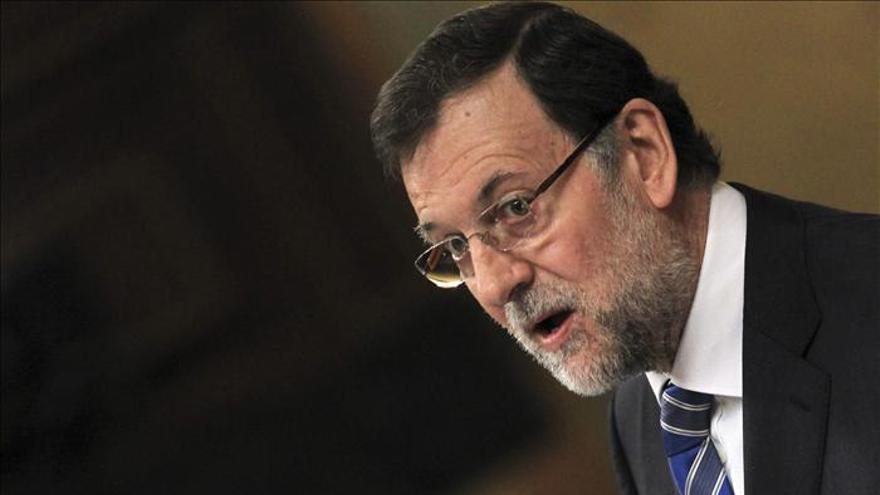 Rajoy advierte de que no se enfrentará a las políticas exigidas por Alemania