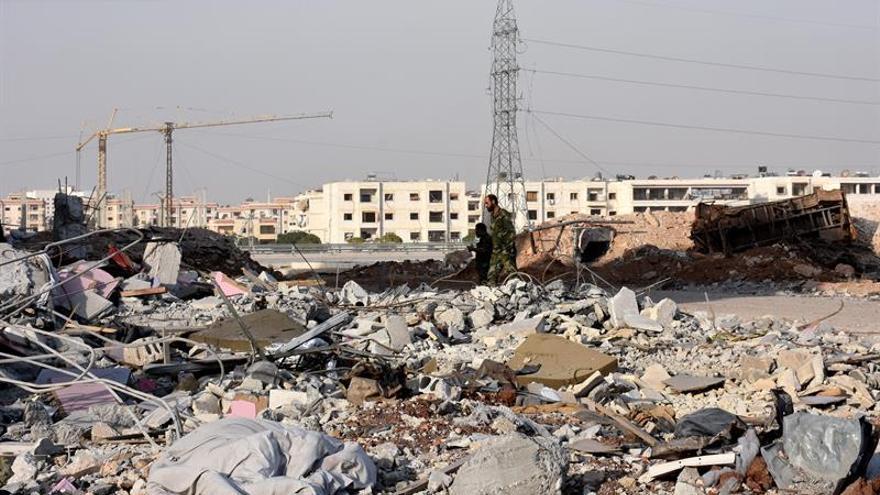 EE.UU. condena la reanudación de los bombardeos por parte de Rusia en Siria