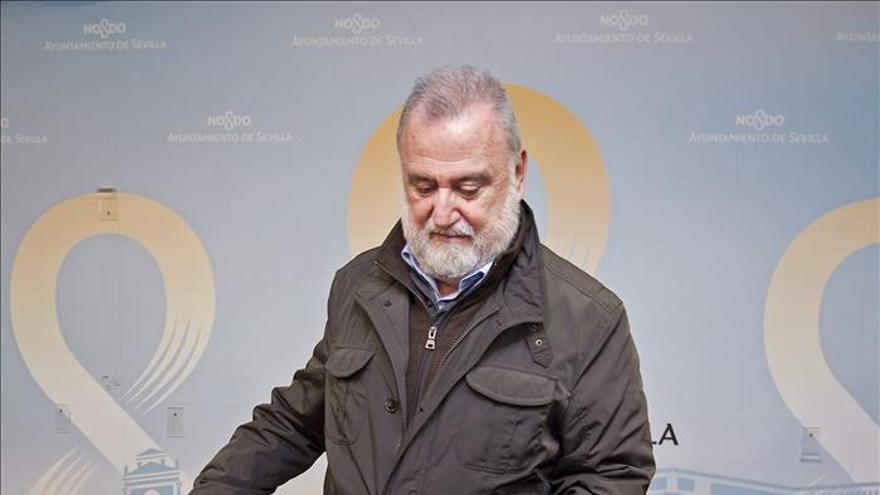 Dimite el portavoz de IU del Ayuntamiento de Sevilla tras dos imputaciones