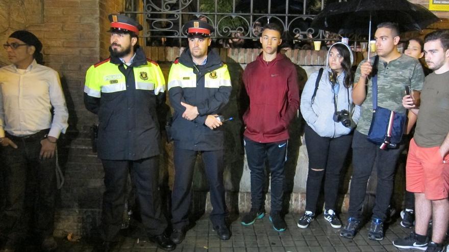 Asuntos Internos de Mossos empieza a citar a agentes por presunta inacción el 1-O
