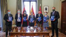 La ciudad de Madrid exhibe unidad con el Gobierno y la oposición juntos en el plan de reconstrucción
