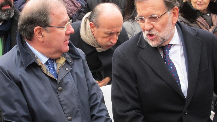 """Herrera pide a Rajoy que se acuerde de la minería y aboga por """"pactar ofertas extraordinarias de empleo público"""""""