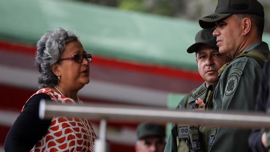 Ministro dice que las FFAA venezolanas harán respetar la voluntad popular en los comicios