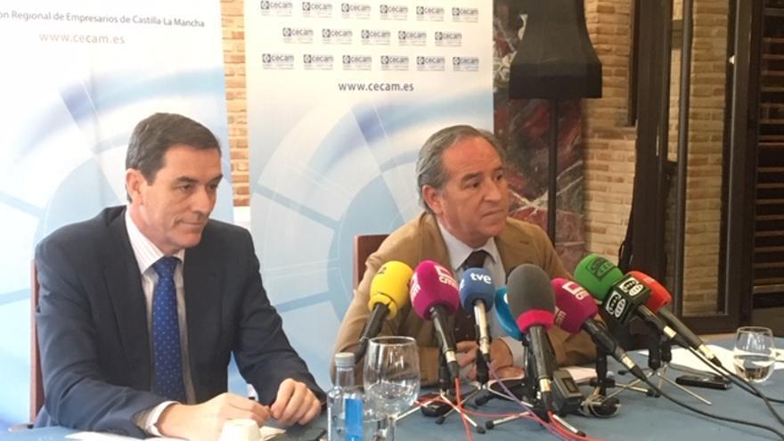 Félix Peinado y Ángel Nicolas FOTO: Teresa Sánchez