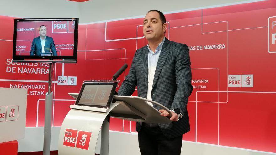 """PSN se muestra """"satisfecho"""" por el preacuerdo presupuestario del Gobierno y Bildu con medidas """"estrictamente sociales"""""""
