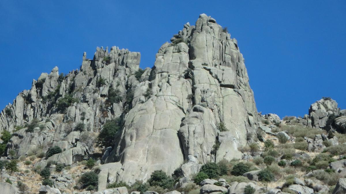 Sierra de la Cabrera, vertiente occidental