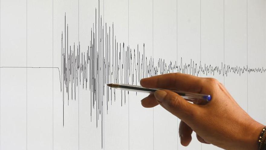 Un terremoto de 5,8 grados sacude las Molucas, en el norte de Indonesia